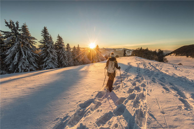 31-Ramiswil-Snowshoeing